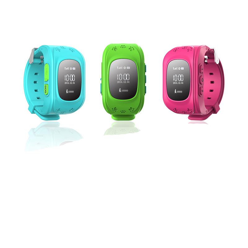 Symrun Kid GPS Tracker Smart Watch q50 Location Finder Locator Child Anti Lost Monitor Baby Baby Smart Watch(China (Mainland))