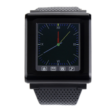 """New GSM AK812 Unlocked smart watch mobile phone 1.44"""" Touch Screen support SIM TF FM radio MP3 bluetooth Mobile Watch(Hong Kong)"""