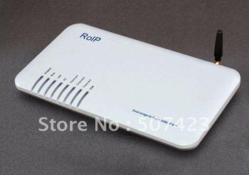 Cross Network Gateway Radio-VoIP-GSM-Public Announce RoIP-302M
