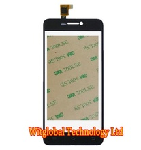 "Free 3M tape + Original New 5"" QUMO Quest 507 outer Touch Screen Panel Glass Sensor Digitizer free shipping(China (Mainland))"
