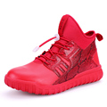 Hot Sale New 2016 Fashion Flats men Trainers Breathable Sport man Shoes Casual Outdoor Walking mens