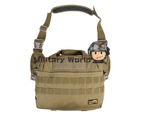 Tactical Military  LooYoo 1050D Molle Utility Versipack/Shoulder Backpack Pouch Backpack 1000D Molle Tactical Colossus Versipack