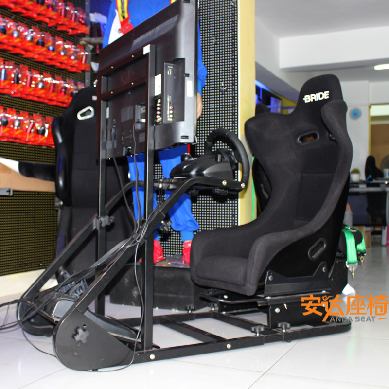Game support G27 support PC GT /PS3 racing simulation game support +RAW seat (glass fiber reinforced plastic)(China (Mainland))