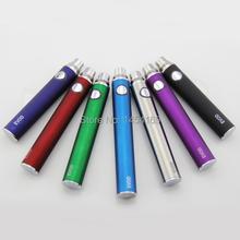 3 pcs lot EVOD Rechargeable 650mah 900mah 1100mah E cigarette Battery EVOD Battery ego t for
