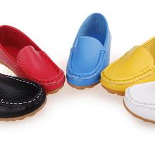 faux leather children shoes boys loafers black new 2016 spring leather school sneakers kids child wedding shoes