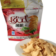 delicious Food Authentic native characteristics Gourmet 45g bags crackers crispy and delicious snacks childhood classic