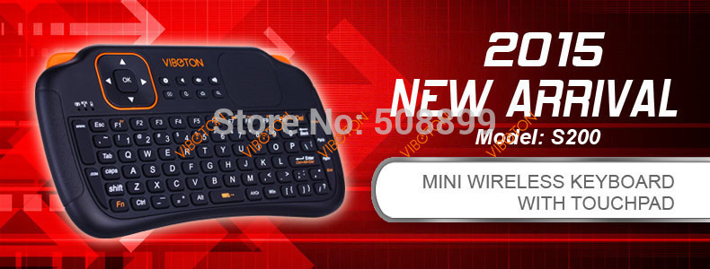 New DS-S1 Wireless Keyboard Fly Air Mouse 2.4GHz for Mini PC TV Box Remote Control Projector(China (Mainland))