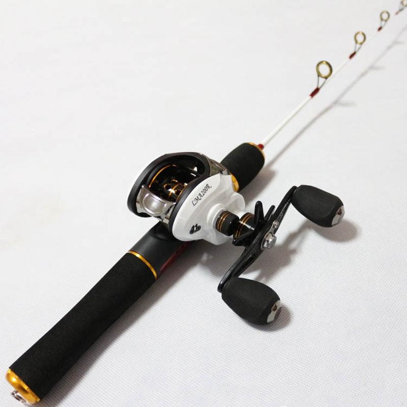 57CM Ice Fishing Rod FRP Ice Rod Best Ice Fishing Pole Winter Fishing Tackle Casting Rod Fishing Accessories(China (Mainland))