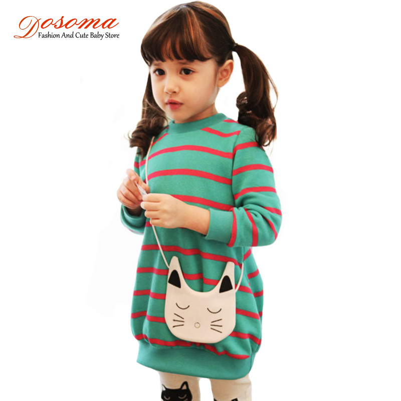 2016 spring kids clothes girls korean fashion cotton