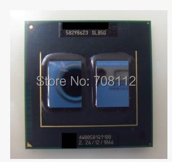 Laptop CPU C ore 2 Quad Mobile Q9100 SLB5G 2.267GHz Socket P478 GM45 PM45 Processor(China (Mainland))