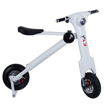Foldable Electric Scooter 48V 350w 11A Portable mobility scooter Electric two-wheeled vehicle electric bike for Adult ET scooter(China (Mainland))