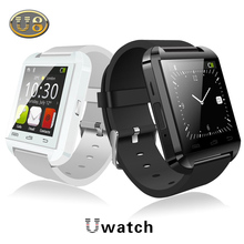 2016 New Original U8 Bluetooth SmartWatch Android Sport smart health watch For iPhone IOS samsung lg sony Phone Smart Watch u8