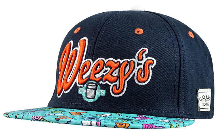custom design made snapback cap with logo embroidery-in Baseball Caps ...