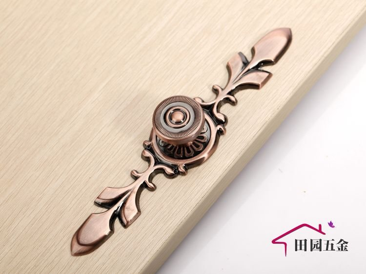 Antique europen style  Zinc alloy drawer / cabinet handle  L:170mm<br><br>Aliexpress