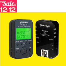 YONGNUO YN622N-TX Transmitter Controller + YN-622N-RX Transceiver YN622N-Kit Wireless TTL HSS 1/8000 Flash Trigger for Nikon