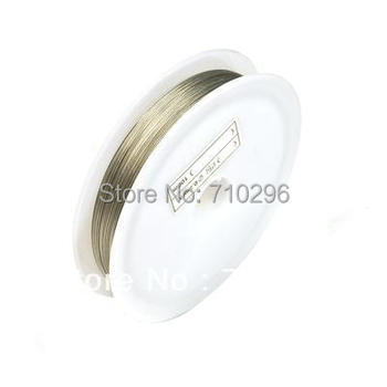 Stainless Steel Tiger Tail Beading Wire 0.3 mm steel cord jewelry string