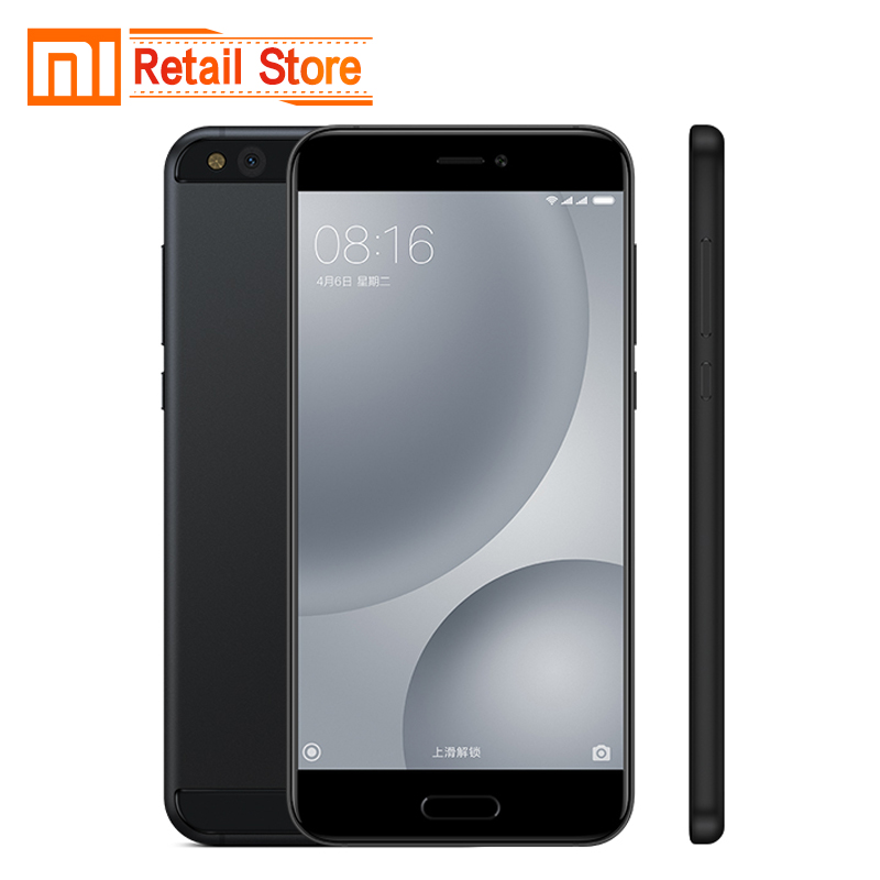 "Original Xiaomi Mi 5C 3GB RAM 64GB ROM Mobile Phone Pinecor Surge S1 Octa Core CPU 5.15"" Metal body 12.0MP 2860mAh Fast Charging(China (Mainland))"