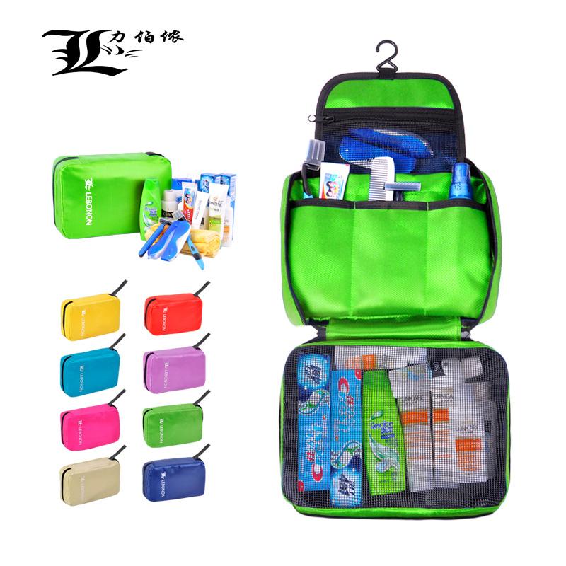 Wash Bag Female Man Travel Kit Bag Business Travel Essential Toilet Bath Bag Waterproof Products