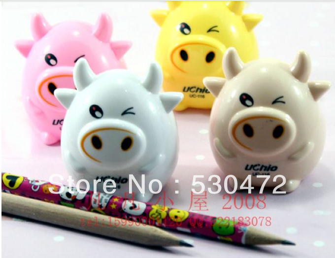 Cow Pencil Sharpeners Cow Pencil Sharpener