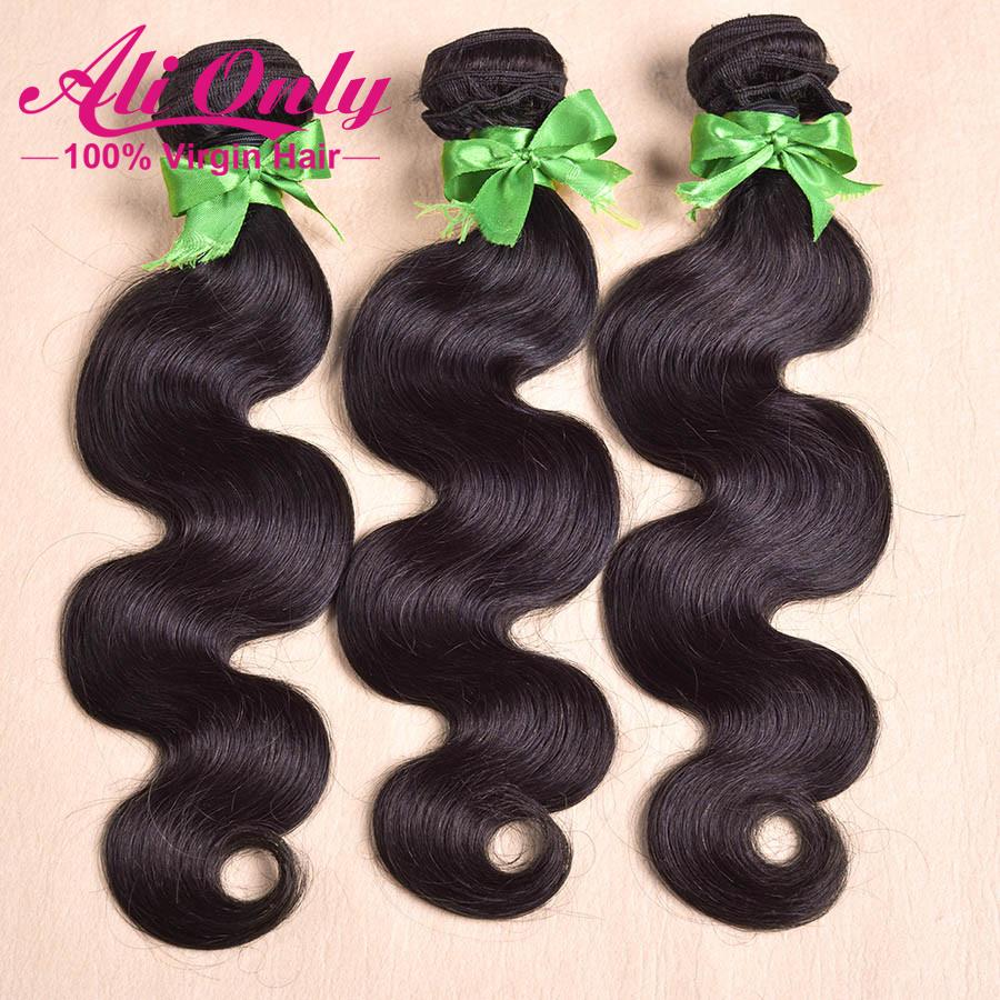 Unprocessed 6A Brazilian Virgin Hair Body Wave 8-30 Human Hair Extension 3Pcs Lot Cheap Wholesale Virgin Brazilian Hair Weave<br><br>Aliexpress