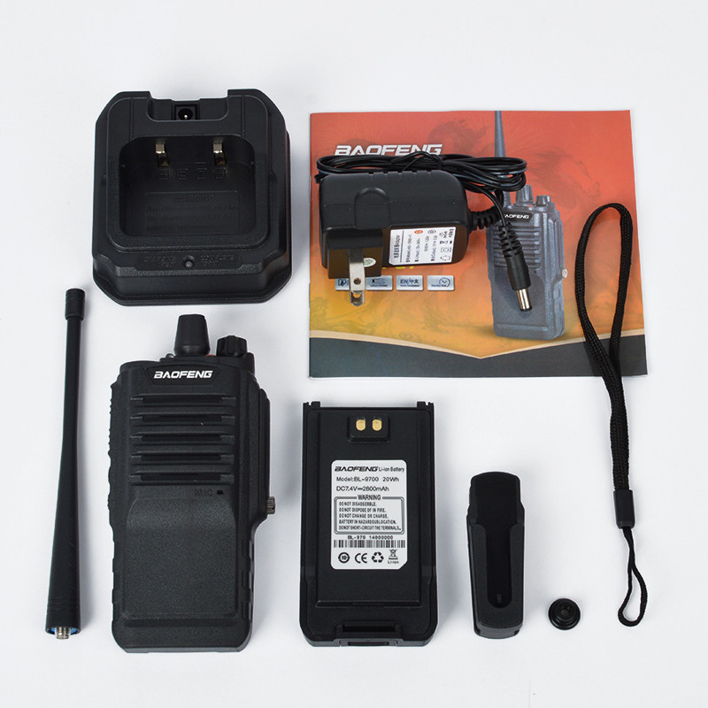 two way handheld ham radio transceiver scanner portable radio comunicador vhf uhf ip67 waterproof 8w 5w kids baofeng pofung interphone