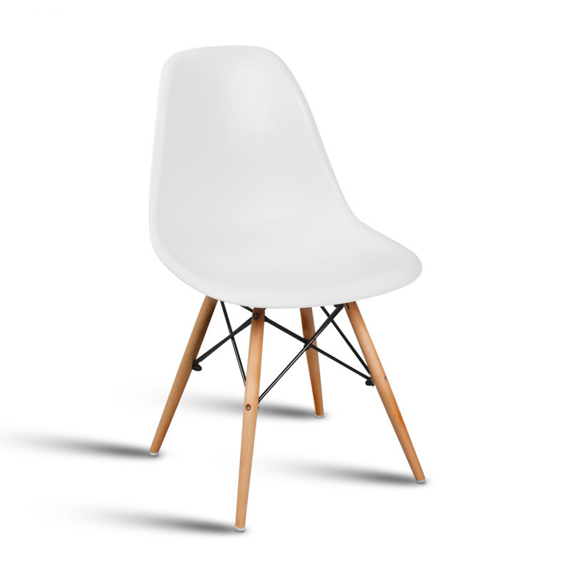 polymer furniture.The modern popular plastic chair. Leisure dining chair. Composition of synthetic resin and solid wood legs.(China (Mainland))