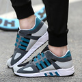 2016 New fashion Spring and Autum Men Shoe Sport Lace Up Casual Shoe keep balance Flats