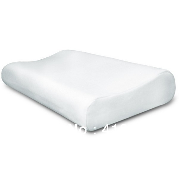 Massage Pillow Slow Rebound Memory Foam Pillow Cervical Health Care IH-00055