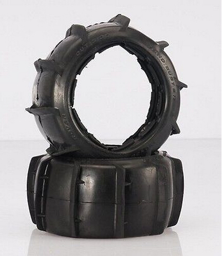 Rear KingMotor 30.5cc T1000 Truck Rovan HPI 5T 5SC Baja Desert Beach Tires(China (Mainland))