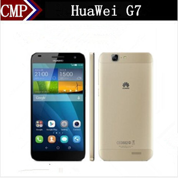 Original HuaWei Ascend G7 4G LTE Mobile Phone MSM8916 Quad Core Android 4.4 5.5 Inch IPS 1280X720 2GB RAM 16GB ROM 13.0MP(China (Mainland))