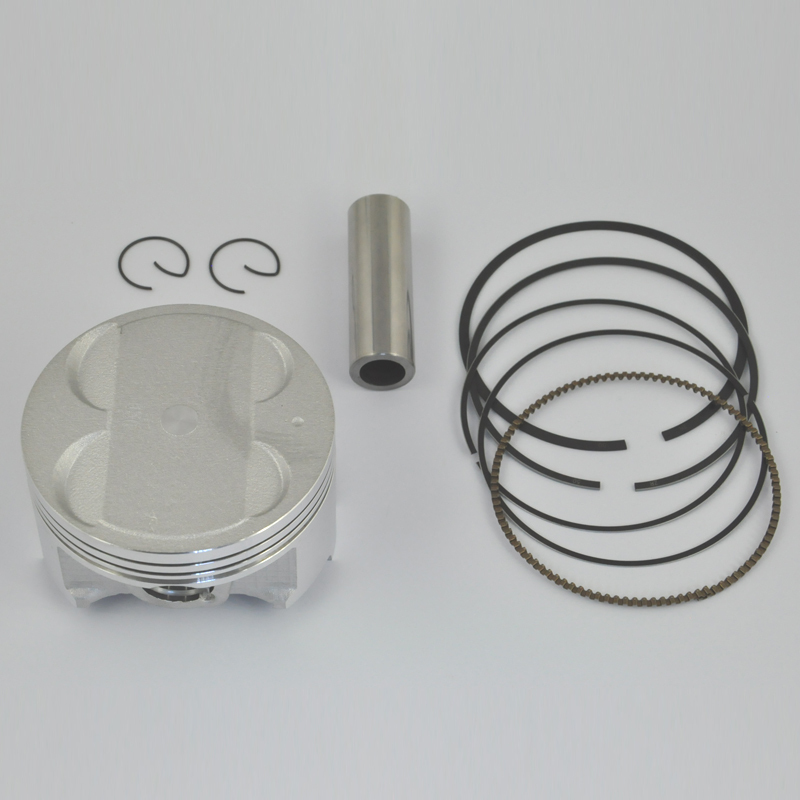 High Performance Motorcycle Piston Kit Rings Set For SUZUKI Burgman AN400 STD +50 +100 Bore Size 83mm 83.5mm 84mm NEW(China (Mainland))