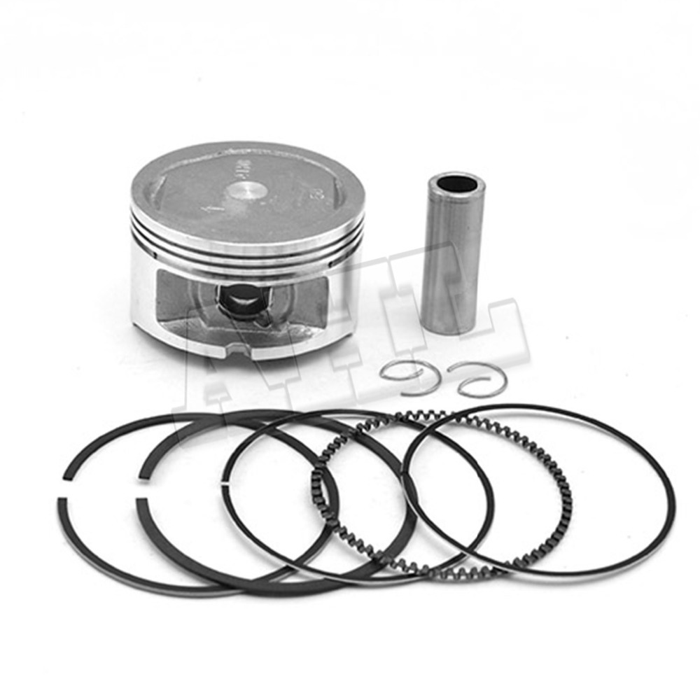 Motorcycle Engine parts 50 Cylinder Bore Size 69 50mm pistons rings Kit For Yamaha YP250 YP