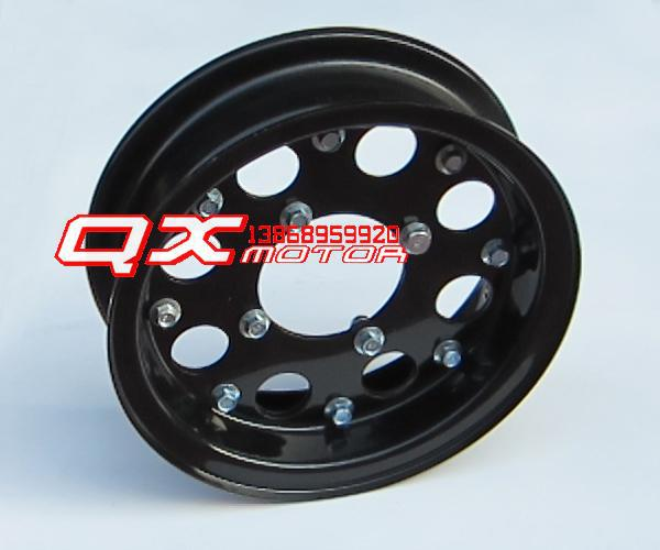 motorcycle accessories 8 inch split rim wheel rims 8-hole(China (Mainland))