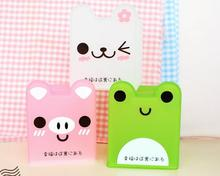 Cute Table Decorations for Children Random Color Animal Cartoon Square Tissue Box (China (Mainland))