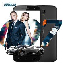 """IN STOCK Ulefone U007 5.0"""" HD Smartphone Android 6.0 MTK6580A Quad Core 1GB + 8GB 5MP 13MP Cellphone 3G GPS 2200mAh Mobile Phone(China (Mainland))"""