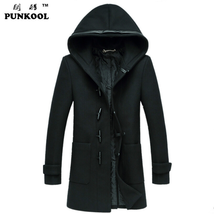 Online Buy Wholesale wool overcoat men loose fit from China wool ...