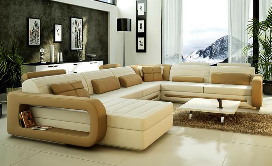 Online Get Cheap Leather Corner Couch -Aliexpress.Com | Alibaba Group