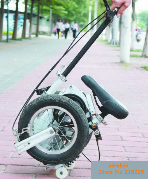 To russian Free !! the smallest bicycle in the world 12'' with multifunction special bike(China (Mainland))
