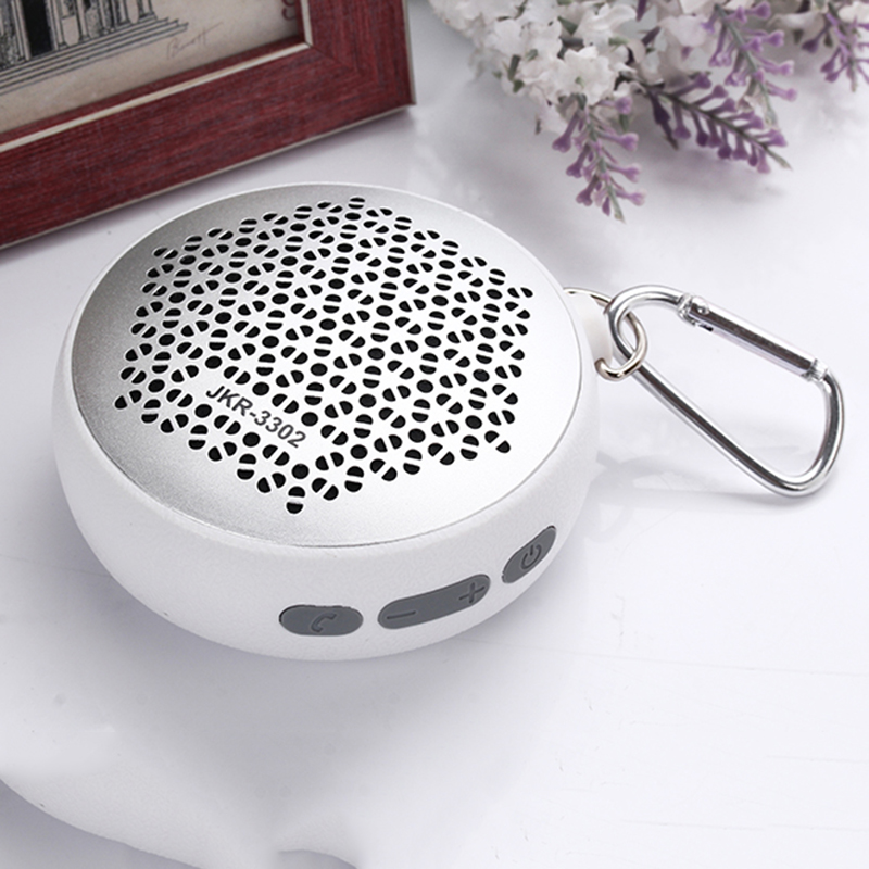 Newest JKR-3302 Stereo Bluetooth Speaker Portable Wireless Speaker Big Sound Box Support Handsfree MIC TF USB Free shipping(China (Mainland))
