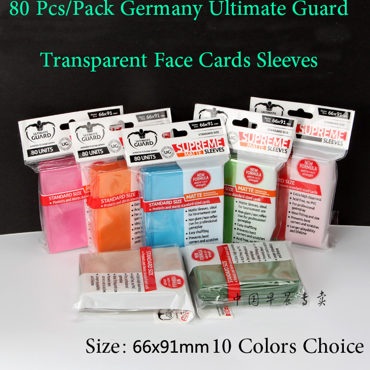 Japanese Card Sleeves Face Card Sleeves Mtg For