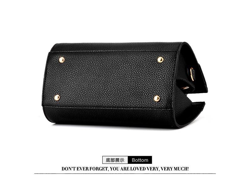 2016 New Designer Fashion Lady Handbags Ladies Bags Luxury PU Leather Hobo Handbag Women Messenger Girls Crossbody Bag