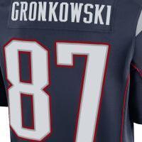 #87 Gronkowski Mens Womens Youth Tom Custom Rob Brady Stitched Julian Cheap Authentic Sports Jerseys Edelman Direct China Kids(China (Mainland))