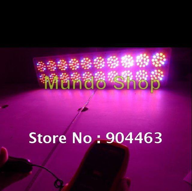 Revolutionary Apollo 20 300W led grow lights, 8:1 led lights grow Panel, 700W led grow lamps, Red:Blue, (300*3W) 12000LM by DHL(China (Mainland))