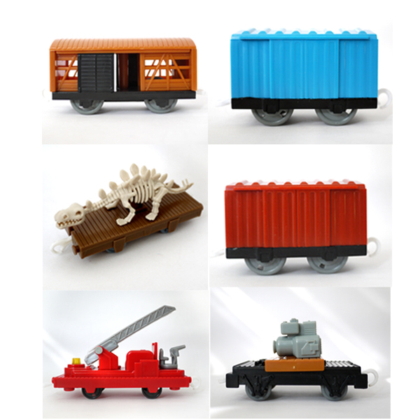 x020 6pcs out of print Thomas electric train track electric train cars suitable toys for children<br><br>Aliexpress