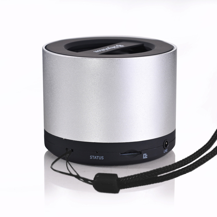 Free shipping My vision Bluetooth Vibration Speaker N9S Outdoor Speaker With TF Slot and FM Radio(China (Mainland))