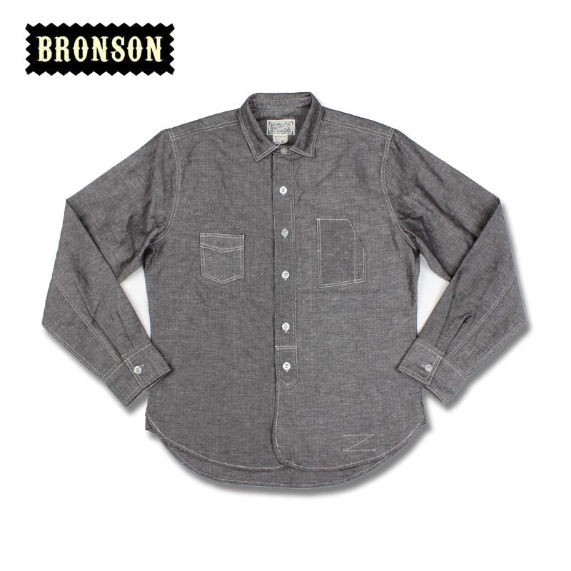 Здесь можно купить  2016 bronson 9oz cotton and linen long-sleeve shirt casual free shipping  Одежда и аксессуары