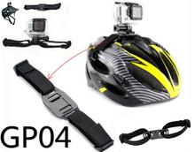 Gopro GP04 Hero3 / 2 / 1 аксессуары велосипед шлем ремень безопасный ремень для спорт DV камера SJ4000 Sj5000(China (Mainland))