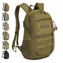 Mens Waterproof Backpack Military 3P