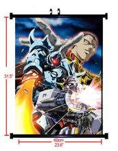 Home Decor Anime Poster Wall Scroll gundam pw-gd-1817568