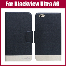 Blackview Ultra A6 Case New Arrival 5 Colors Fashion Flip Ultra-thin Leather Protective Cover For Blackview Ultra A6 Case